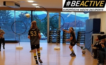 #beActive night