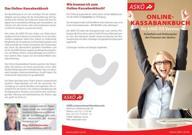 Onlinekassabankbuch